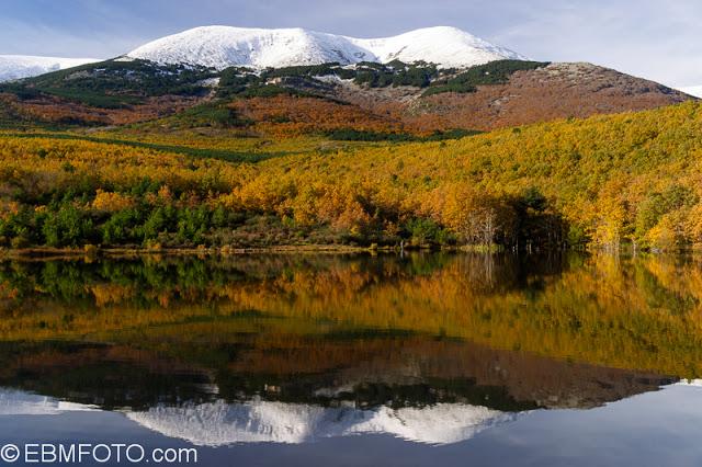 moncayo, otoño, lituenigo