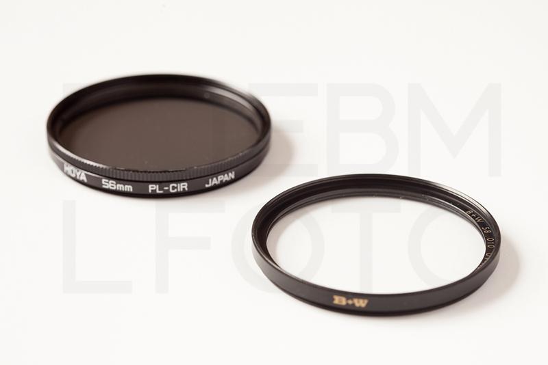 Desenroscar filtros fotografía y video