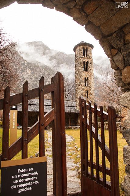 Ermita romanico andorra