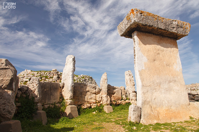Yacimiento Menorca
