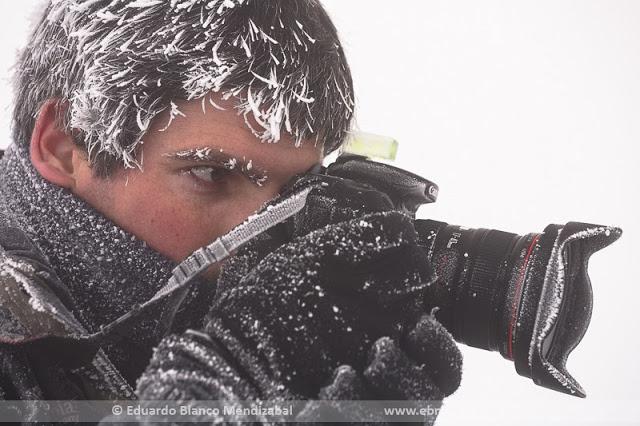 frio y nieve