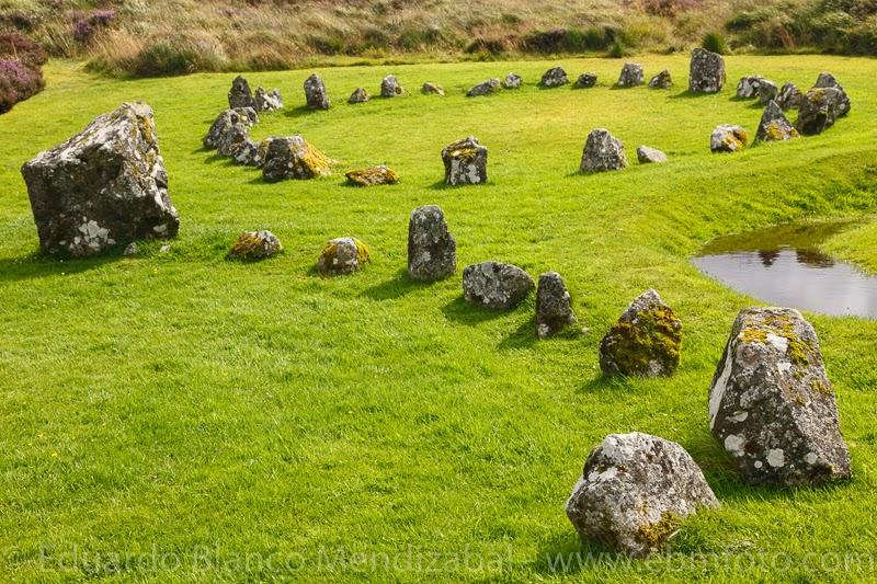 Beagmore stones circles