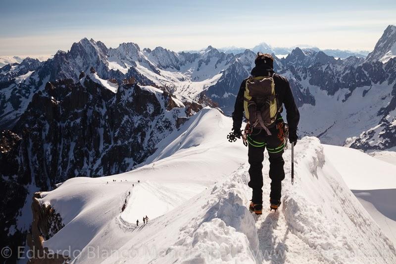 montaña alpes
