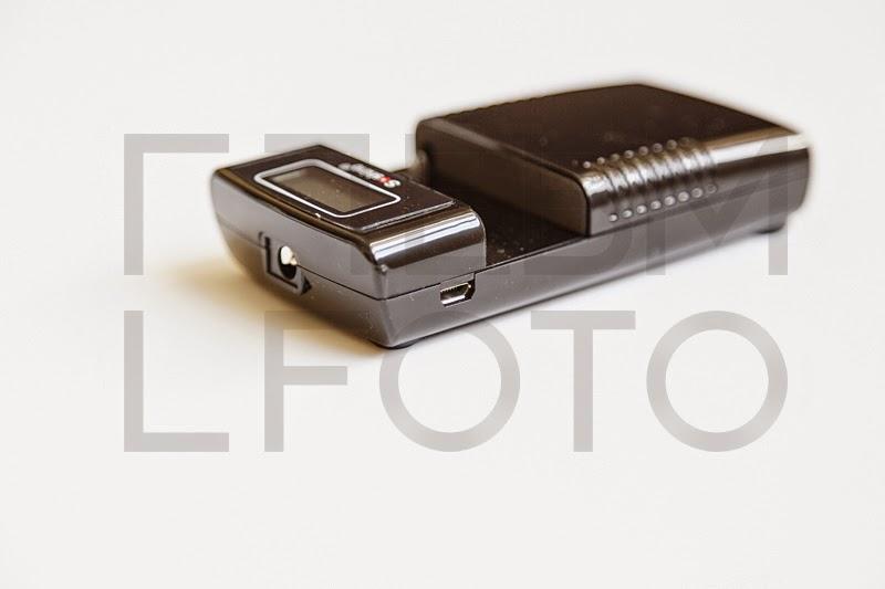 cargador USB batería