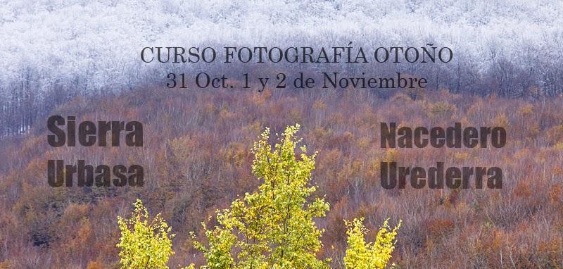 Sierra de Urbasa, otoño, navarra