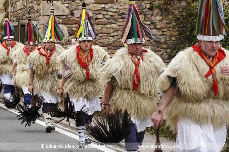 Carnavales Ituren