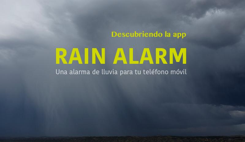 rain-alarm-app