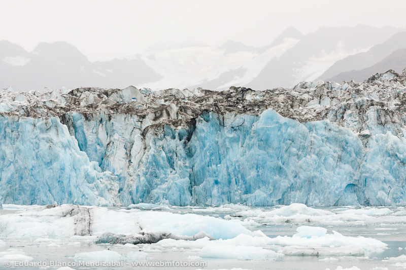 EBM-0030-Alaska, Columbia glacier, Ice, Snow, United States of America